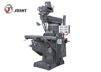 1372 * 330mm Table Size Horizontal Milling Machine By 150mm Spindle Quill