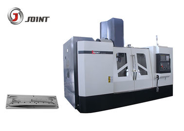 3 Axis Linear Guideway Vertical CNC Machine 18.5KW Power BT50 45° High Speed