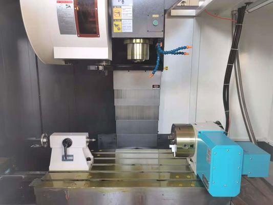 P Level Bearing Reinforced Casting CNC Machining Center 7.5kw